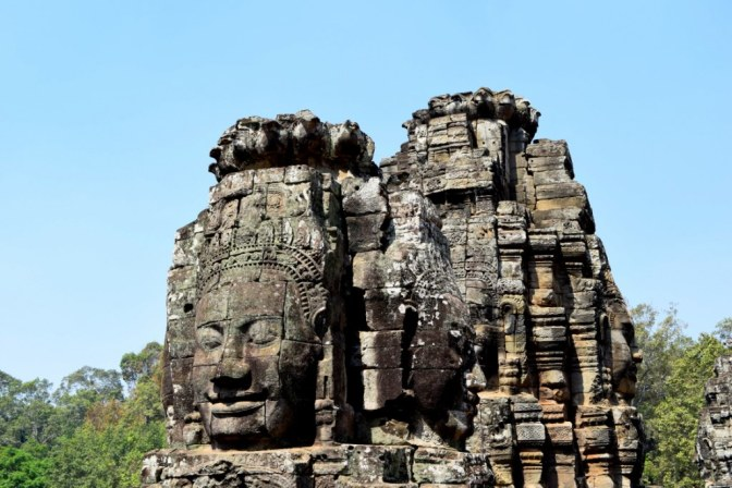 The Emperor's Many Faces: Bayon Temple, Angkor